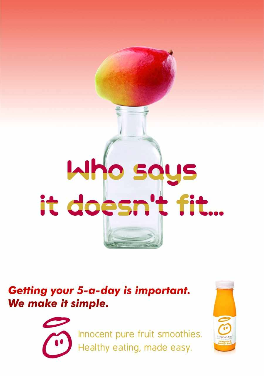 Innocent pure smoothies | Ads of the World™
