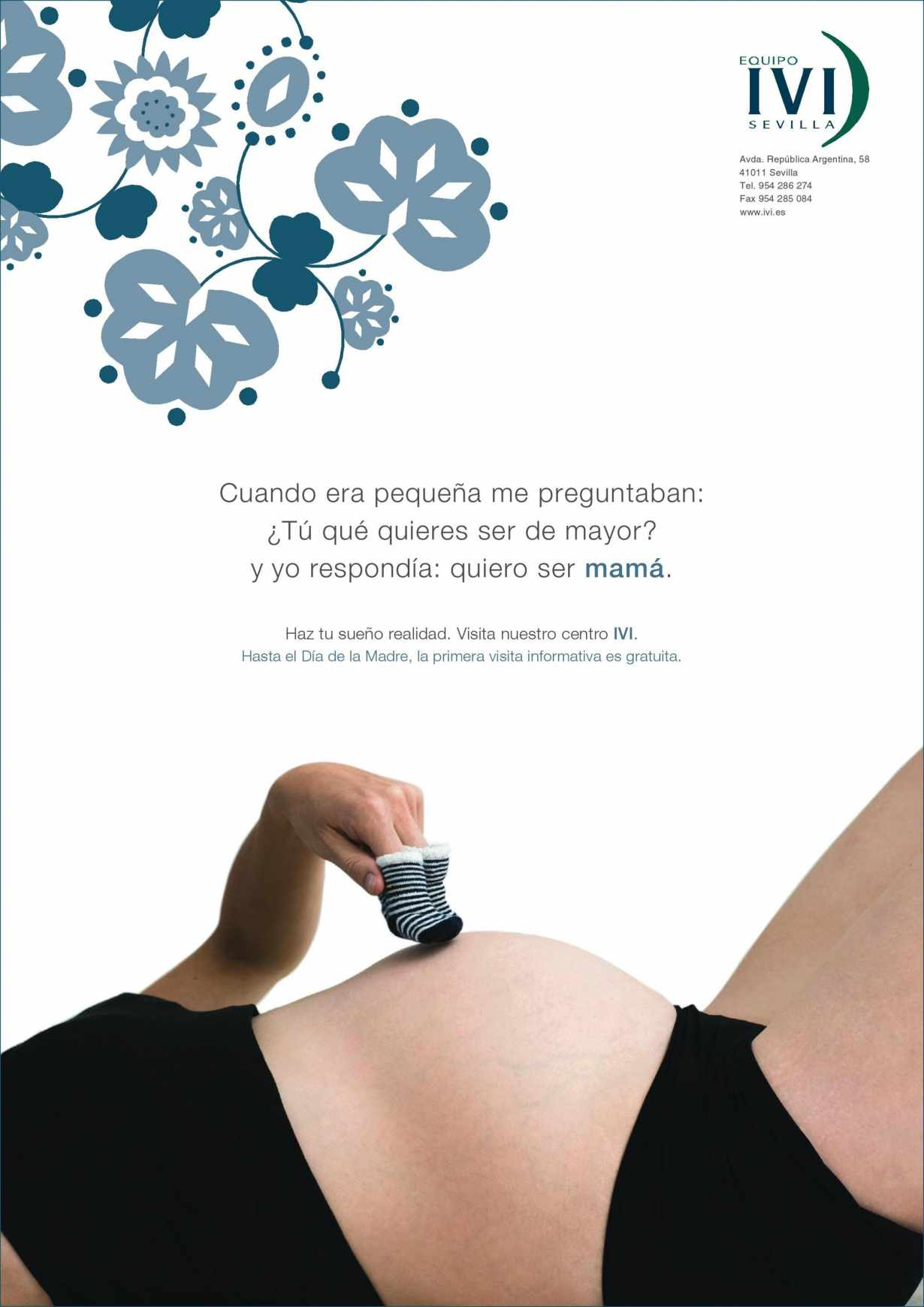 Instituto Valenciano de Infertilidad: Día de la madre