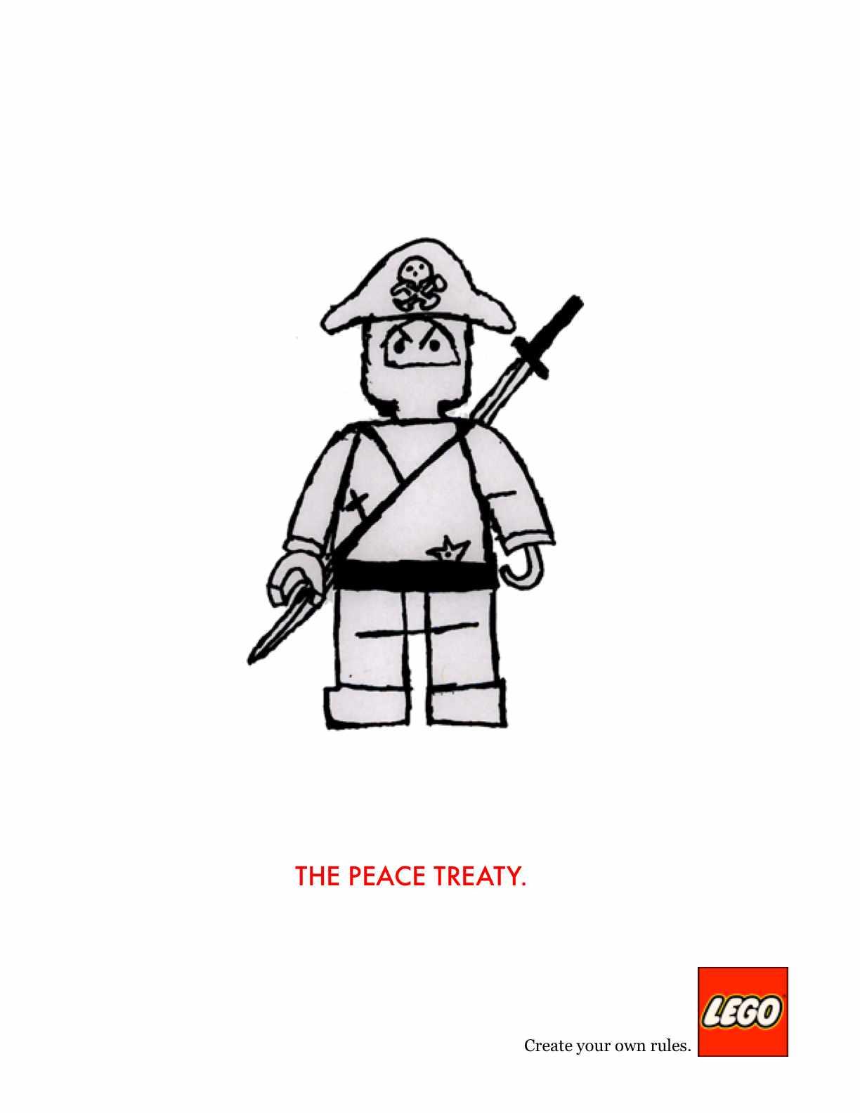 Lego Campaign