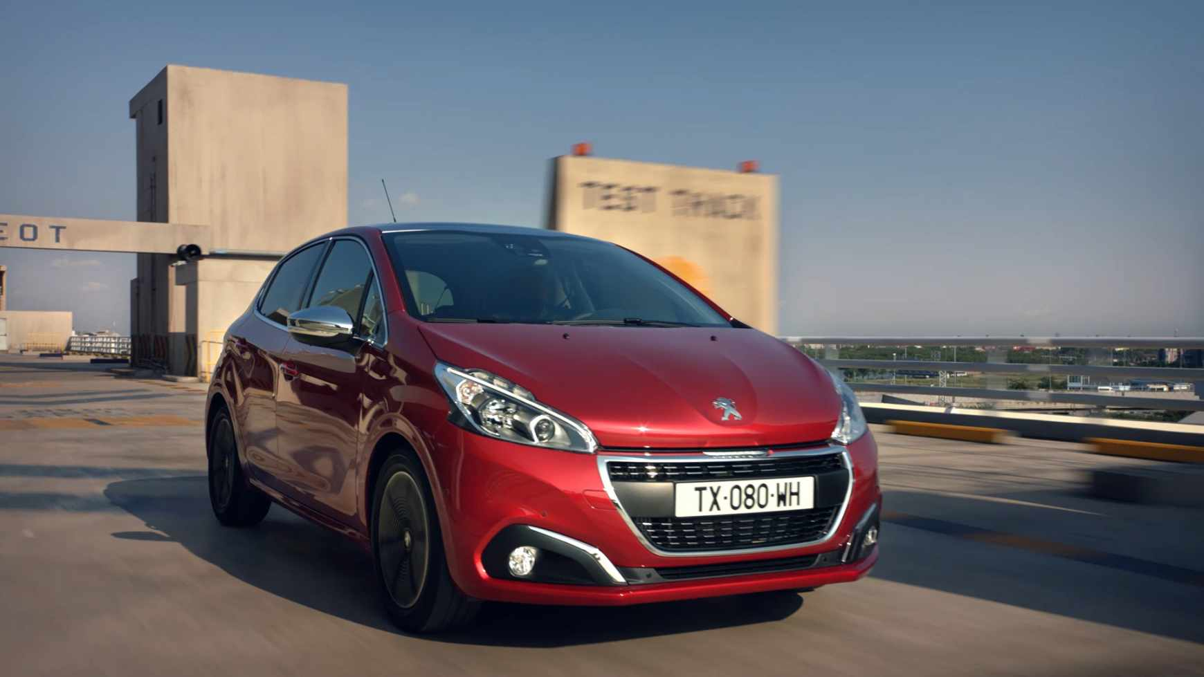 Peugeot Film Ad - Sebastien Loeb