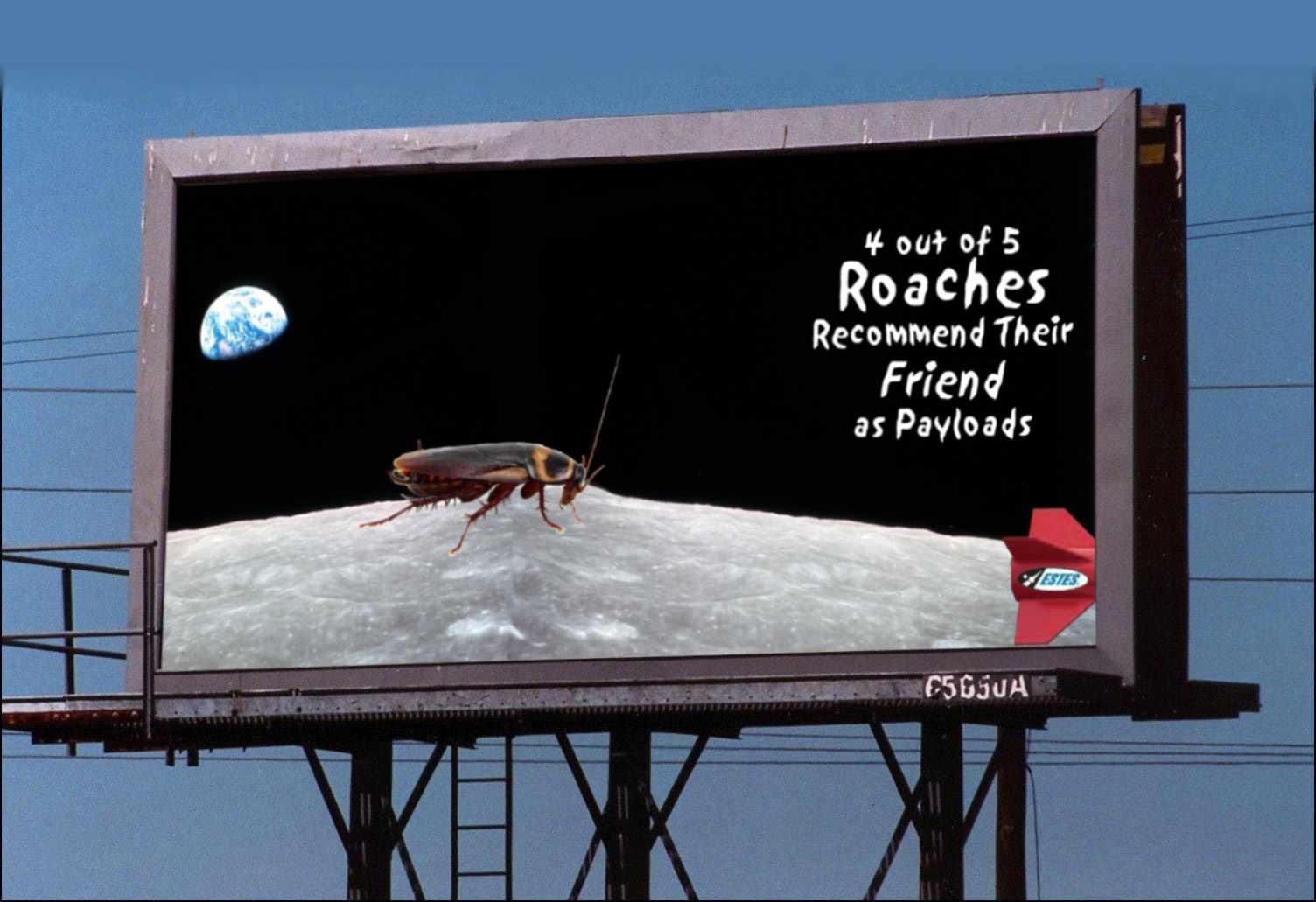 Estes Rockets Billboard