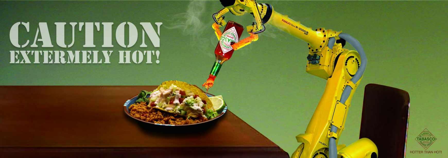 Ad for Tobasco  Sauce