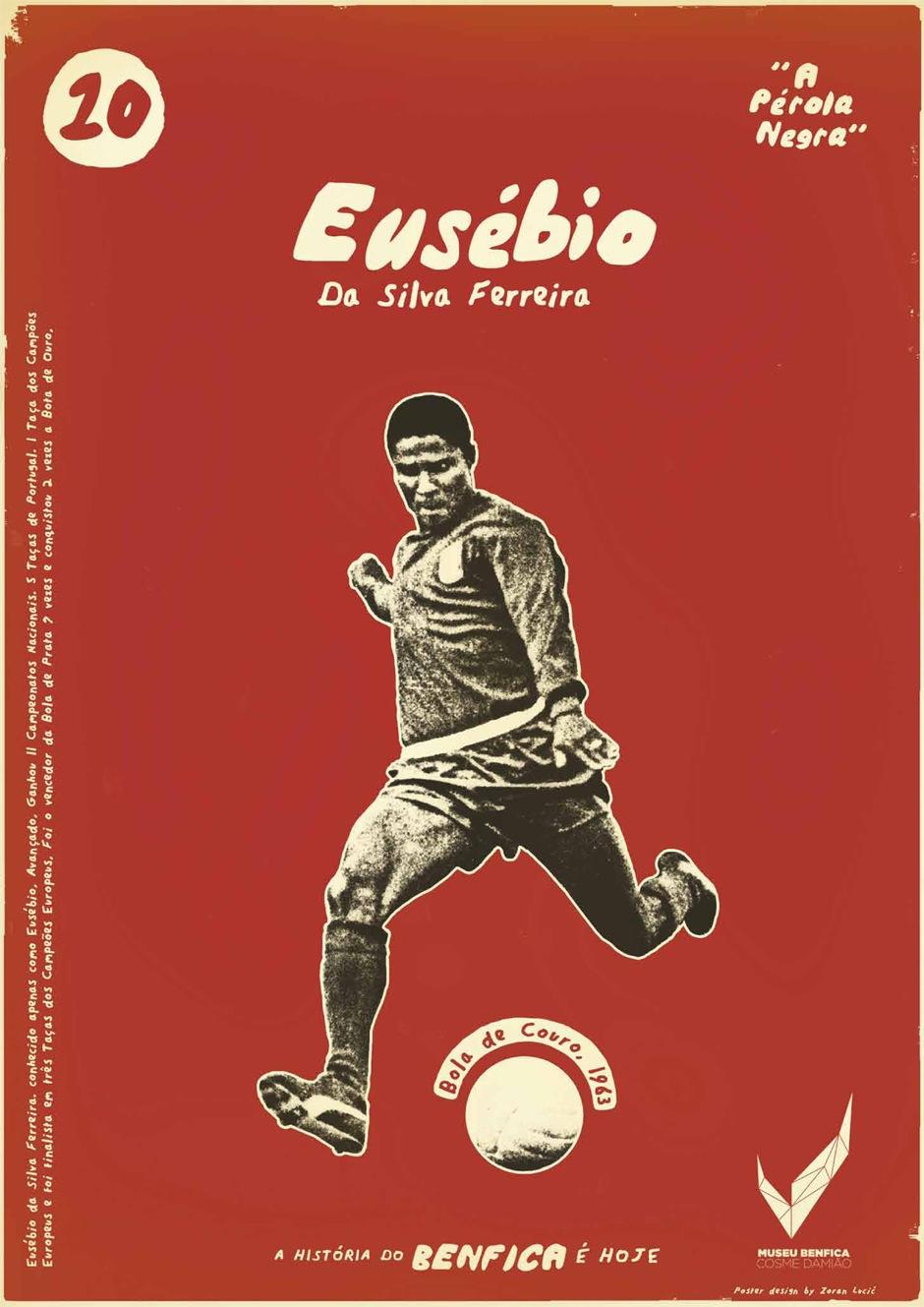 Benfica Museum Outdoor Advert By Y&R Eusebio