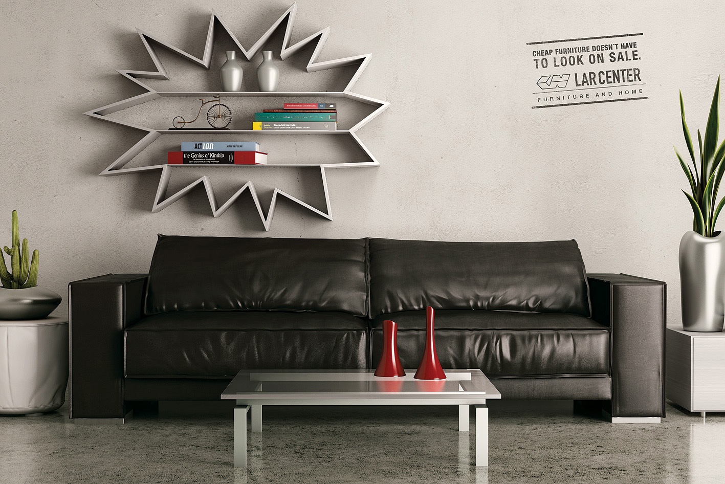 Lar Center Print Advert By Ageisobar Wall Ads of the World