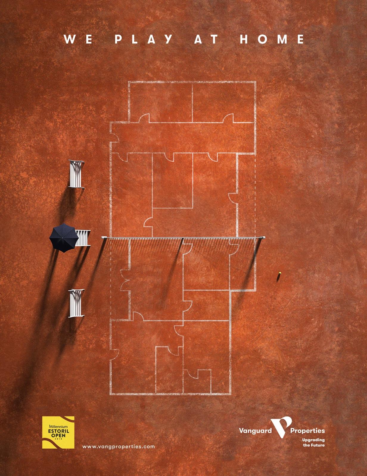 Vanguard Properties Print Advert By By Interactive Brands Agency: We ...