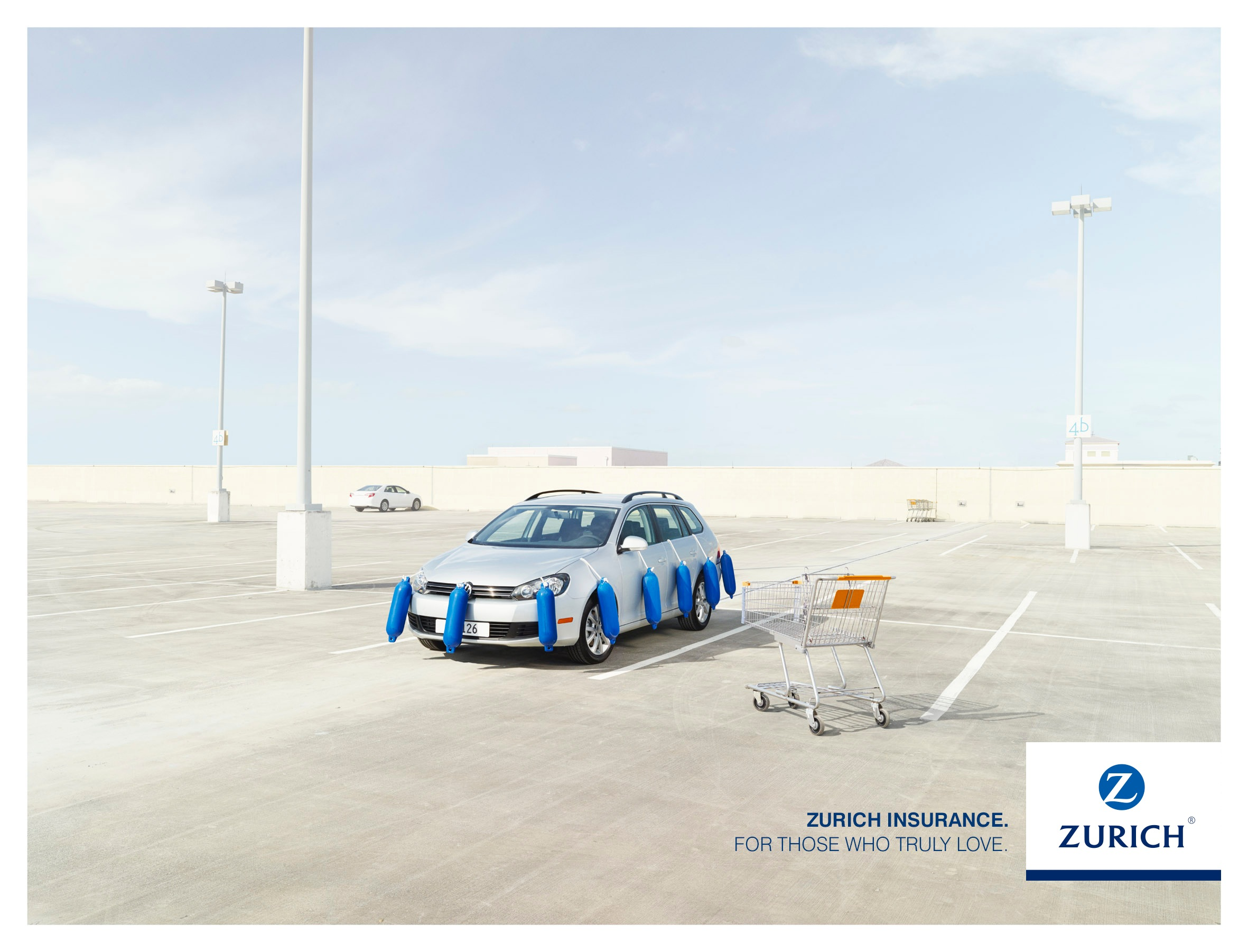 Zurich Print Advert By McCann: Car protection | Ads of the ...